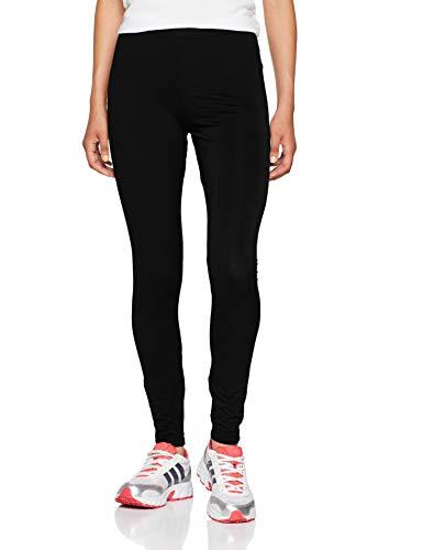adidas Trefoil Tight, Leggings Sportivi Donna, Nero (Black Black), (Taglia Produttore:38)