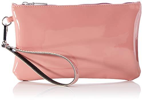 O bag Pochette, Accesorio de Viaje- Billetera para Mujer, Cassis, Unica