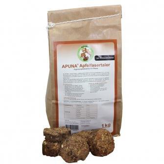Apuna Apfelfasertaler Schwarzkümmel 15 kg