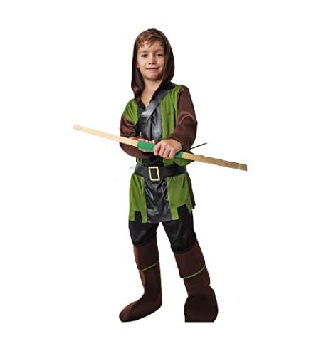 Juguetutto - Disfraz Arquero - Robin Hood (10-12 aos)