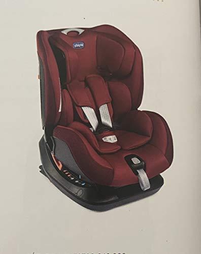 Chicco Silla de Auto Sirio 012 Red Passion - Sillas de Coche, Grupo 0+/1/2, Unisex
