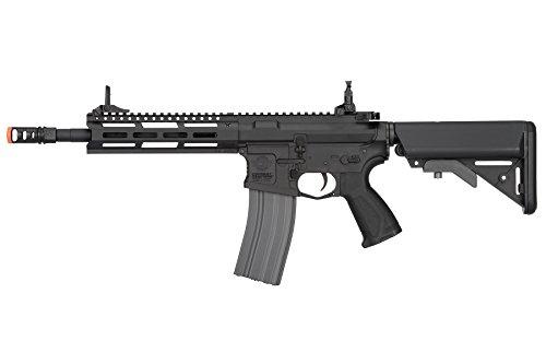 G&G CM16 Raider 2.0 6mm AEG Airsoft Rifle in Black w/M-LOK Handguard