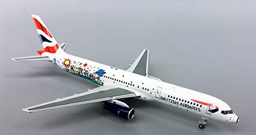 NG Model British Airways for Boeing 757-200 G-CPEM 1/400 diecast Plane Model Aircraft