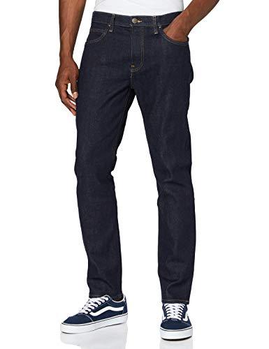 Lee Herren Austin' Tapered Fit Jeans, Bleu (Rinse 36), 34W / 32L
