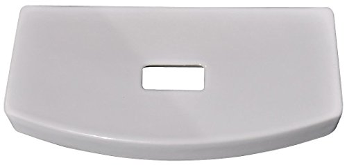 American Standard 735138-400.020 H2Option Tank Cover, White, 9.2 in wide x 2.1 in tall x 17.9 in deep