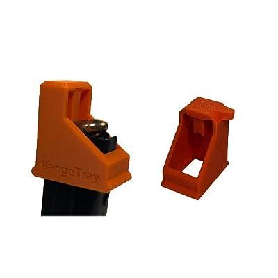 RangeTray Taurus PT111 Original & Millennium Pro G2 9mm Magazine Speedloader (Orange)