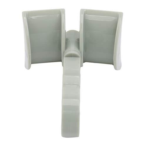 ZHDXW Armarios de ropa roperos rotativos para bolso de mano, estante para corbata, zapatos para colgar en el armario, color verde