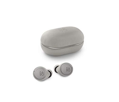 Beoplay E8 de 3.ª generación de Bang & Olufsen - Auriculares intraaurales verdaderamente inalámbricos, Grey Mist