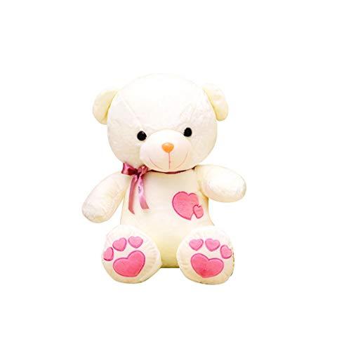 HUOQILIN Knuffel pop knuffel panda knuffel beer pop pop gift (Color : Pink, Size : 45cm)
