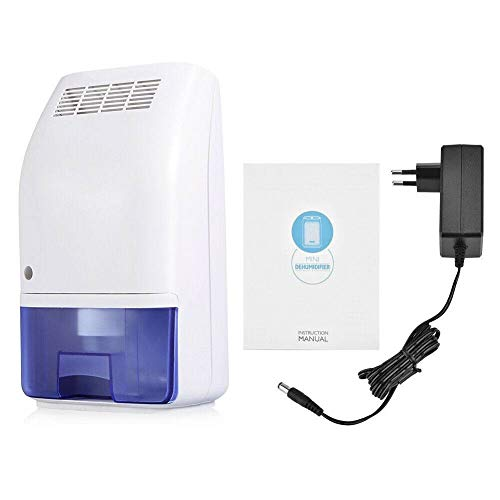 Lowest Price! Shamdon Home Collection Air Dehumidifier 700ml Ultra Quiet Portable Dehumidifier Moist...