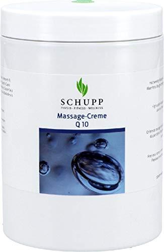 Schupp Crème De Massage Q 10. 1 L, Q10