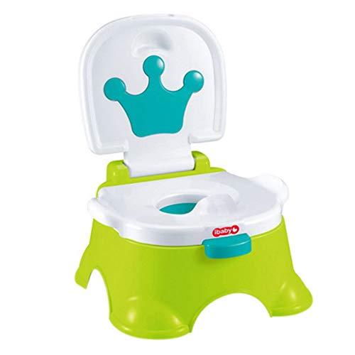 Música niños de baños portatiles Niño lindo del asiento de tocador Pot entrenamiento insignificante del asiento infantil for ir al baño infantil Toilet Bowl Pot ir al baño WC Adaptador Wc Niños