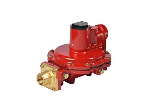 Emerson-Fisher LP-Gas Equipment R622H-HGJ First Stage Regulator, 8-12 psig Spring, POL x 1/2' NPT