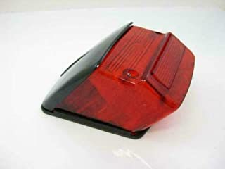 con supporto SHIN YO Mini luce posteriore GS dimensioni vetro 47 x 67 mm illuminazione targa inclusa