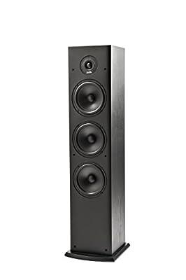 Polk Audio T50 4 Way Speaker - Black from Polk Audio