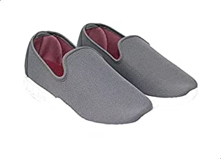 Andora Canvas Slip on Running Sneakers for Women