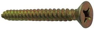 Masonry Screw w/Bit, 8x3/4 in, PK100