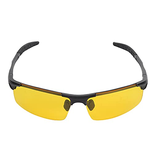 01 Gafas De Sol, Gafas Antideslumbrantes, Más Seguras, Ligeras, Mejoran La Nitidez del Color para Correr, para Andar En Bicicleta, para Pescar