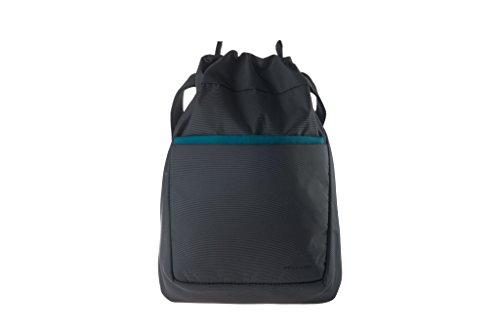 Tucano- Mochila de Trabajo para Laptop, de Mujer y Hombre.Bolsillo para portátil y MacBook de 13 Pulgadas, iPad y Tablet. Mochila para Universidad con Estuche Acolchado y Protector para PC.