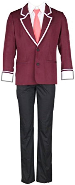 Dream2Reality japanische Anime 11eyes Cosplay Kostuem -Kouryoukan Academy School Uniform Maennchen Kid Größe Large