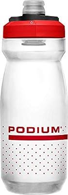 CamelBak Podium Bike Water Bottle 21 oz, Fiery Red