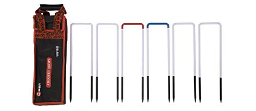 Uber Games Set of 6 Croquet Hoops (11mm)