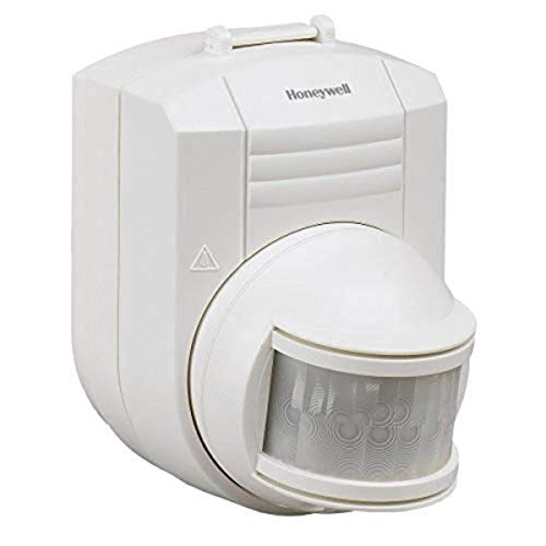 Honeywell RCA902N1004/N Wireless Motion Detector,White,Medium