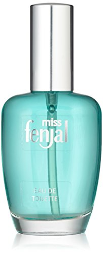 Fenjal miss Eau De Toilette 50 ml, 2er Pack (2 x 50 ml)