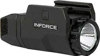 Inforce APLc Compact WML Weapon Mounted White Light Auto Pistol 200 Lumens (Not Glock)