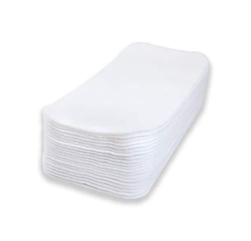 Petit Lulu Forro polar para pañales de tela, reutilizable y lavable, fabricado en Europa (paquete de 20)