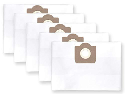 5x Staubbeutel Filtersack für FAM Euromac V10