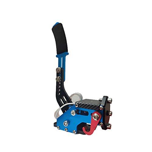 Handbremse für PC, USB Handbremse, 14 Bit, universal, horizontal, Drift Rally Racing, Handbremse, Hebel, verstellbare Höhe für Rennspiele G25/27/29