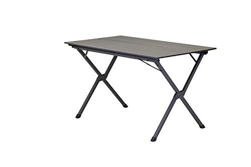 Portal Hawaii Active campingtafel, 120 x 70 x 70 cm, klaptafel, tuintafel met aluminium tafelblad