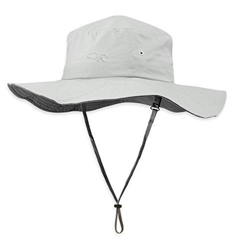 Outdoor Research Kids' Sandbox Sun Hat, Alloy, Small
