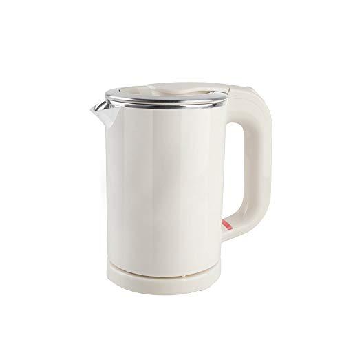 Wasserkocher Reisen Warmwasser Heizung Topf Mini elektrische Wasserkocher Porridge Nudel Kocher Tasse Heizung Edelstahl Teekanne Kessel 110v-220v