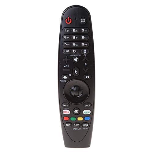 Sweo Remote Control, Smart TV Remote Control de Repuesto, para L-G AN-MR18BA / 19BA AKB753 AKB75375501 MR-600 MR650 para el hogar