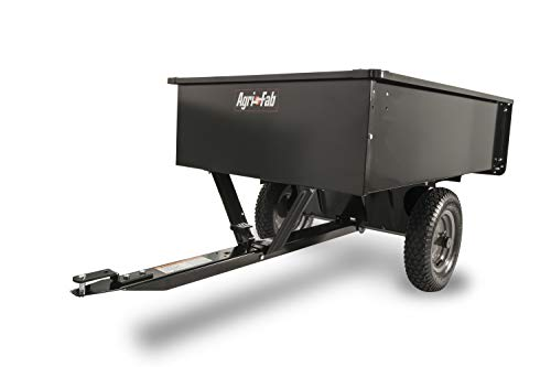 powerful Agri-Fab 45-0101 Units up to 750 lbs behind dump truck, black