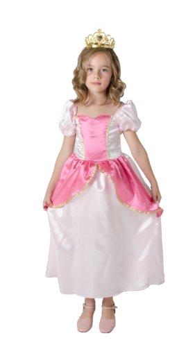 César - F095-001 - Costume - Déguisement Princesse - Rose - 3/5 Ans