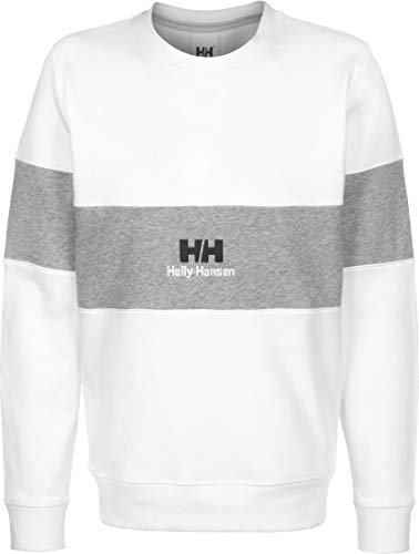 Helly Hansen Yu20 Crew Neck Sweat Mixte Adulte L 001 Blanc