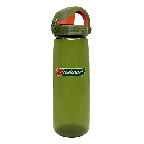 Nalgene Bidon OTF Tapon Botella Fitness y Ejercicio Unisex Adulto