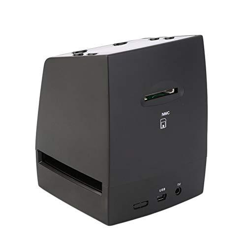 Best Bargain High Resolution Scanner Digital Converts USB Negatives Slides Photo Scan Portable Digit...