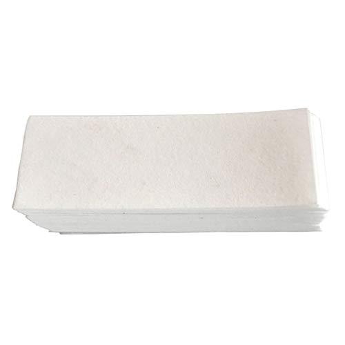 ULTECHNOVO 500 Stück Quantitatives Filterpapier Chromatographie Papierstreifen Labor Reinigungspapier für Chemielabors Klassenzimmer Schule