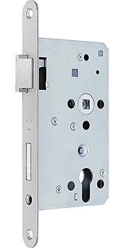 BKS 12010153 Panikschloss 1201, Pz Gel,Dorn 65mmFkt.E,m.Wechsel,Stulp 24x235mm,Din Links