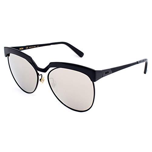 MCM Damen MCM105S-001 Sonnenbrille, Schwarz, 58/16/135