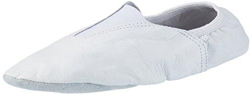 gimnasia Zapatillas de ballet Wolke, Weiß, 46