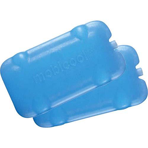 Mobicool Ice Pack Kühlakku Set I 2 Stück á 400 g I für langanhaltende Kühlung