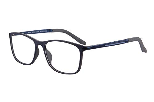MEDOLONG Blue-ray Blocking Progressive Multifokus-Lesebrille TR90 Multiple Focus Eyewear-RG31