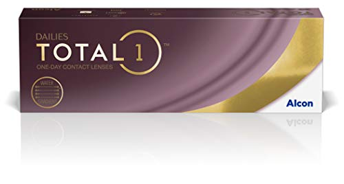 Dailies Total 1 Tageslinsen weich, 30 Stück / BC 8,5 mm / DIA 14.1 / -1.25 Dioptrien