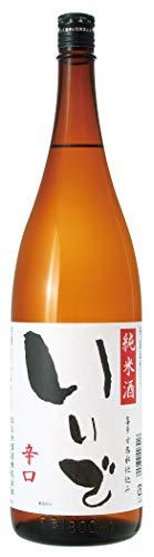 ほまれ酒造 会津ほまれ 純米酒「いいで」 1800ml
