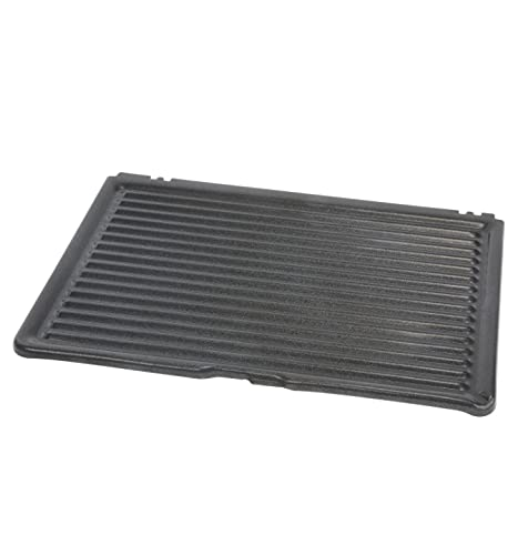 Bosch - Placa plana original para parrilla TFB3302, TG13302, TTM7620